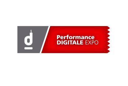 logo performance digitale expo
