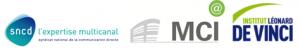 logos SNCD - MCI - ILV